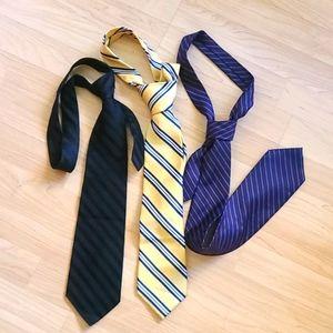 3 Men Tie